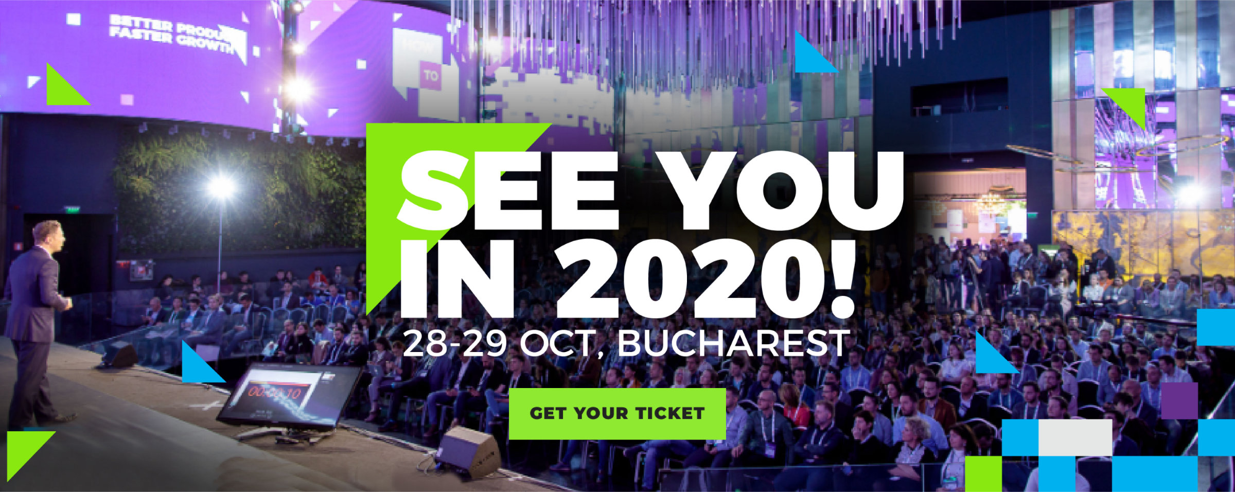 See you in 2020 - HOW TO WEB Conference 2020